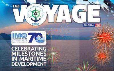 Celebrating Milestones in Maritime Development